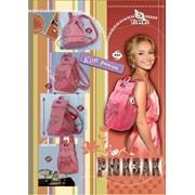 Сумки детские, рюкзаки детские. Кот рюкзак ТМ Ткачук. Производитель. фото
