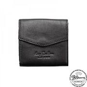 Кожаный кошелек BRISTOL BLACK фото