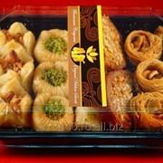 Восточная сладость ассорти кешью грецкий орех, арт. 000002 фото
