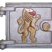 Дверца печная поддувальная A4002 фото