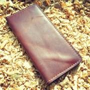 """Кожаный кошелек """"Hameleon"""" фото"""