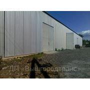 Складские и производственные помещения фото