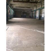 """Аренда склада 622 кв.м.с водой и сливом ст.м.""""Выдубичи"""" фото"""