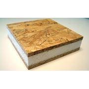 СИП - панели (сендвич-панели для каркастного строительства) фото