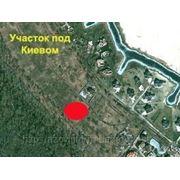 Киевская недвижимость. Продам землю в с. Плют под строительство жилого дома фото
