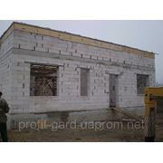 Строительство частных домов в Херсоне фото