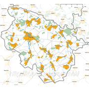 Геодезичні роботи та послуги в Тетіївському районі Київської області фото