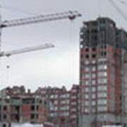 Строительство зданий,сооружений. фото