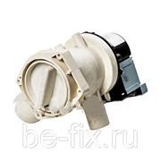 Насос для стиральной машины Bosch 34W 1626019. Оригинал фото