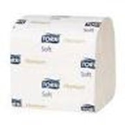Листовая туалетная бумага Tork фото