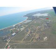 Участок в Крыму, г.Евпатория п.Заозёрное, р-он Лимановка. фото