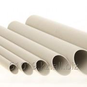 Труба гладкая ПВХ жесткая 63 мм (21) фото