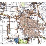 Вынос земельных участков в Бориспольском районе фото