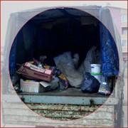 Вывоз мусора - ГАЗель. Услуги грузчика фото