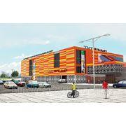 Проектирование торгового центра фото