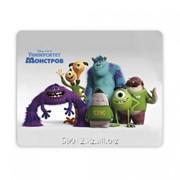 Коврик - X-Game - Disney Monsters university Университет Монстров V1.P фото