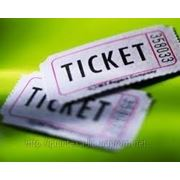 Продажа билетов, бронирование фото