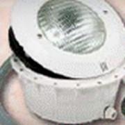 Прожектор подводный стеновой 300Ват 12 вольт фото
