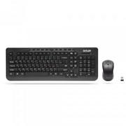 Комплекты клавиатура+мышь Delux (DLD-6071OGB) фото
