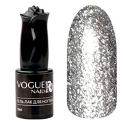 Vogue Nails, Гель-лак №773 с хлопьями фольги Модница 10мл фото