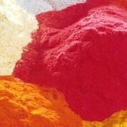 Краска порошковая полиэфирная фото