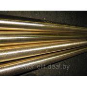 Пруток бронзовый БрАЖ 9-4 фото