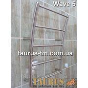 Купить полотенцесушитель Wave 5 . Ширина 450 мм. фото