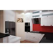 Визуализация интерьера кухни фото