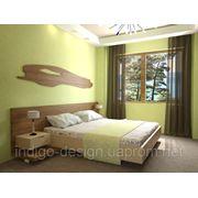 Дизайн спальной