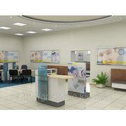 Визуализация интерьера офиса фото