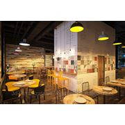 3d визуализация кафе фото