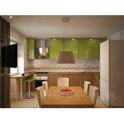 Дизайн кухни, столовой фото