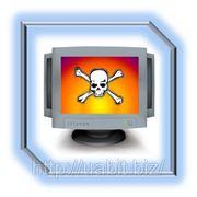 Устранение вирусов с сайта фото