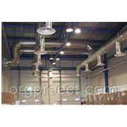 Проектирование вентиляции и кондиционирования спортивного сооружения фото