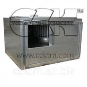 Вентилятор канальный прямоугольный в шумоизолированном корпусе Канал-ПКВ-Ш-40-20-4-380. Вентиляторы канальные фото