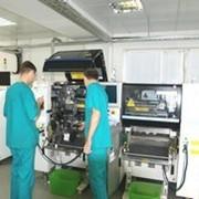 Контрактное производство печатных плат фото