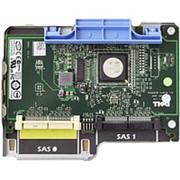 CR679 Контроллер SAS Dell SAS PERC6/IR LSISAS1068 Int-2хSFF8484 (32-pin) 8xSAS/SATA RAID10 U300 PCI-E8x фото