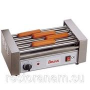 Гриль для Hot Dog Sirman GW5 фото