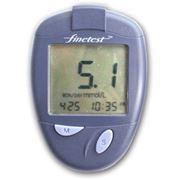 Глюкометр «Finetest», набор (система контроля уровня глюкозы в крови) фото