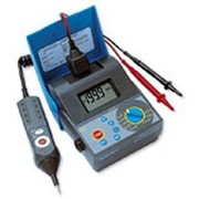 Измерение сопротивления изоляции электрооборудования (напряжением до 1000 В) фото