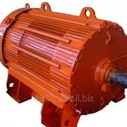 Электродвигатель взрывозащищенный серии ВАО5К-450,560 фото