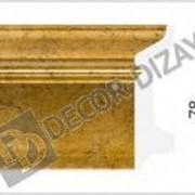 Плинтус широкий 1221-552 Decor-Dizayn фото