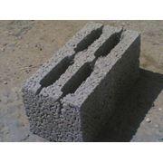 Керамзитобетон М-100 фото