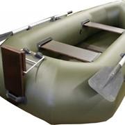 Лодка ПВХ Байкал-2 моторная фото