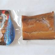 Филе из толстолобика холодного копчения в пакетах под вакуумом, 1 кг фото