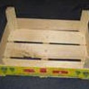 Ящики деревянные для фруктов фото