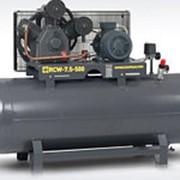 Поршневой компрессор Rekom RCW-7,5-500 фото