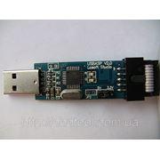 USB ISP AVR — внутрисхемный программатор для AVR микроконтроллеров фирмы ATMEL USBasp фото