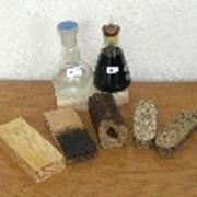Огнебиозащитная обработка деревянных конструкций и других материалов (Лицензия на право выполнения работ противопожарного назначения, Лицензия на право проведения фумигации) фото
