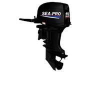 Лодочный мотор Sea Pro T 40S фото